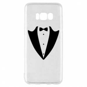 Phone case for Samsung S8 Tailcoat for New Year's Eve