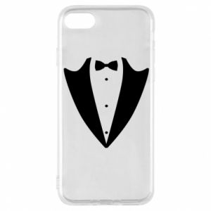 Phone case for iPhone 8 Tailcoat for New Year's Eve