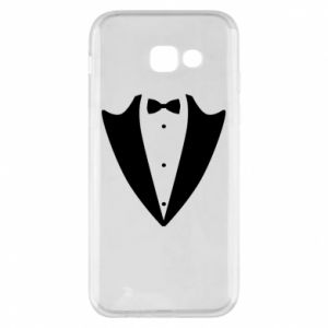 Phone case for Samsung A5 2017 Tailcoat for New Year's Eve