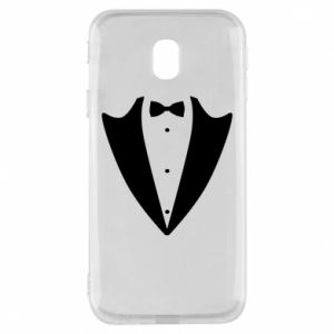 Phone case for Samsung J3 2017 Tailcoat for New Year's Eve
