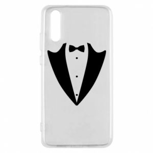 Phone case for Huawei P20 Tailcoat for New Year's Eve