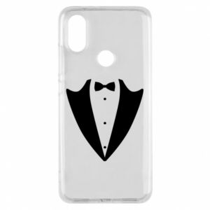 Phone case for Xiaomi Mi A2 Tailcoat for New Year's Eve