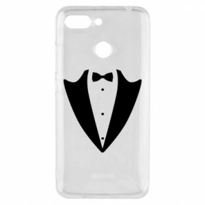 Phone case for Xiaomi Redmi 6 Tailcoat for New Year's Eve