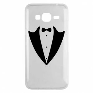Phone case for Samsung J3 2016 Tailcoat for New Year's Eve