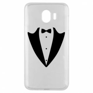 Phone case for Samsung J4 Tailcoat for New Year's Eve