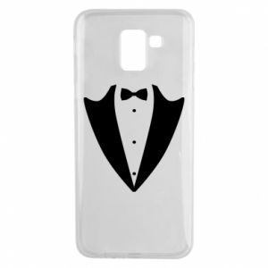 Phone case for Samsung J6 Tailcoat for New Year's Eve