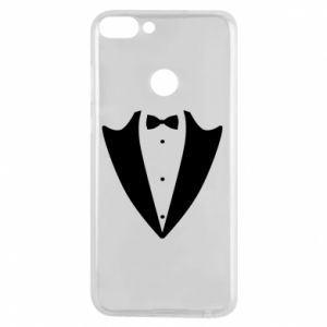Phone case for Huawei P Smart Tailcoat for New Year's Eve