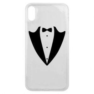 Phone case for iPhone Xs Max Tailcoat for New Year's Eve