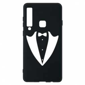 Phone case for Samsung A9 2018 Tailcoat for New Year's Eve