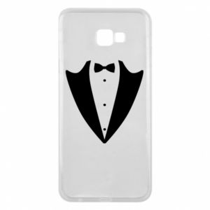Phone case for Samsung J4 Plus 2018 Tailcoat for New Year's Eve