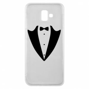 Phone case for Samsung J6 Plus 2018 Tailcoat for New Year's Eve