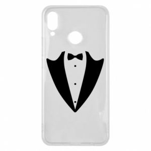 Phone case for Huawei P Smart Plus Tailcoat for New Year's Eve