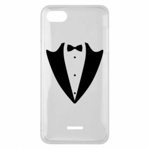 Phone case for Xiaomi Redmi 6A Tailcoat for New Year's Eve
