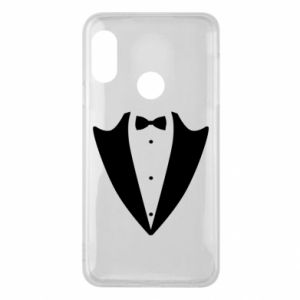 Phone case for Mi A2 Lite Tailcoat for New Year's Eve