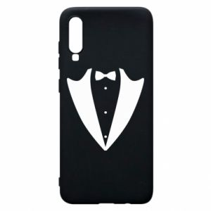 Phone case for Samsung A70 Tailcoat for New Year's Eve
