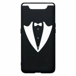 Phone case for Samsung A80 Tailcoat for New Year's Eve