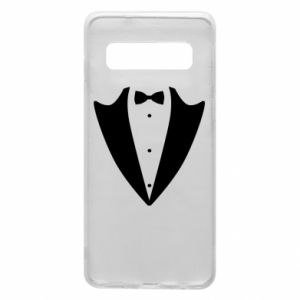 Phone case for Samsung S10 Tailcoat for New Year's Eve