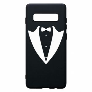 Phone case for Samsung S10+ Tailcoat for New Year's Eve