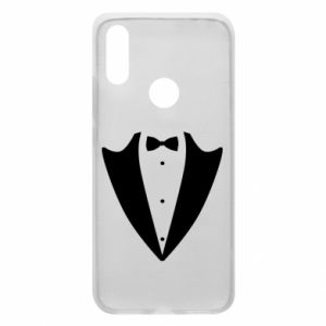 Phone case for Xiaomi Redmi 7 Tailcoat for New Year's Eve