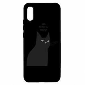 Etui na Xiaomi Redmi 9a Freakin' meowt
