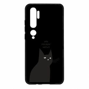 Etui na Xiaomi Mi Note 10 Freakin' meowt