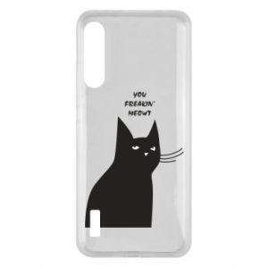 Etui na Xiaomi Mi A3 Freakin' meowt