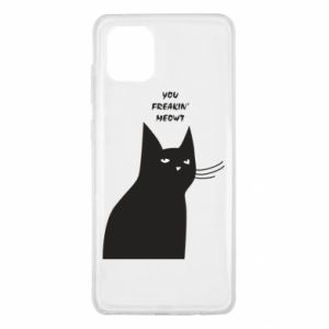 Etui na Samsung Note 10 Lite Freakin' meowt