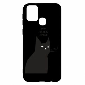 Etui na Samsung M31 Freakin' meowt