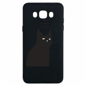 Etui na Samsung J7 2016 Freakin' meowt