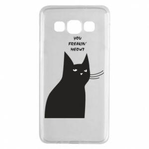 Etui na Samsung A3 2015 Freakin' meowt