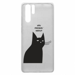 Etui na Huawei P30 Pro Freakin' meowt