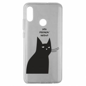 Etui na Huawei Honor 10 Lite Freakin' meowt
