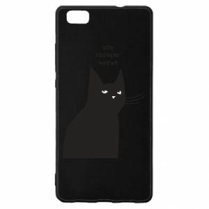 Etui na Huawei P 8 Lite Freakin' meowt