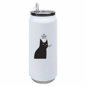 Puszka termiczna Freakin' meowt