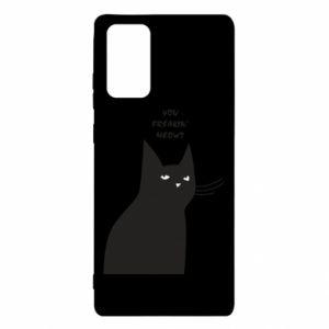 Etui na Samsung Note 20 Freakin' meowt