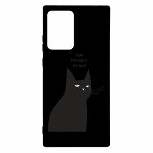 Etui na Samsung Note 20 Ultra Freakin' meowt