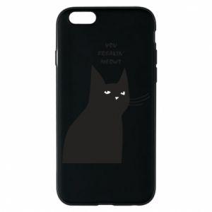 Etui na iPhone 6/6S Freakin' meowt