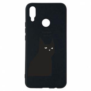 Phone case for Huawei P Smart Plus Freakin' meowt