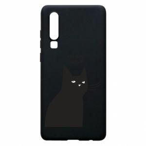 Phone case for Huawei P30 Freakin' meowt
