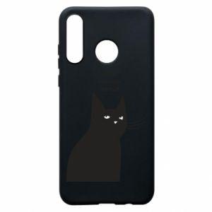 Phone case for Huawei P30 Lite Freakin' meowt