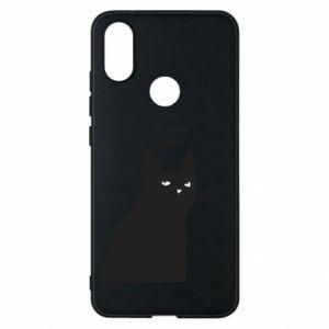 Phone case for Xiaomi Mi A2 Freakin' meowt