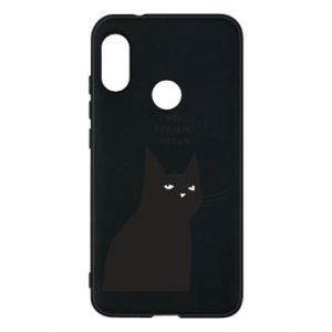 Phone case for Mi A2 Lite Freakin' meowt