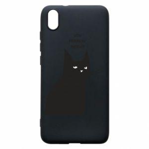 Phone case for Xiaomi Redmi 7A Freakin' meowt