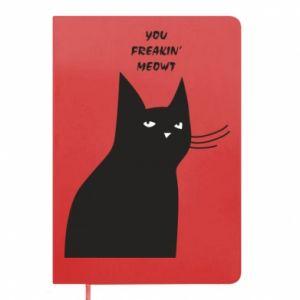 Notepad Freakin' meowt