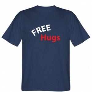 Koszulka męska Free Hugs