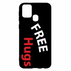 Etui na Samsung M31 Free Hugs