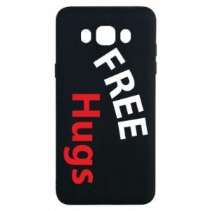 Etui na Samsung J7 2016 Free Hugs