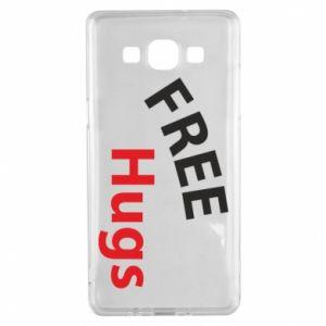 Etui na Samsung A5 2015 Free Hugs