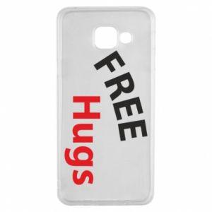 Etui na Samsung A3 2016 Free Hugs