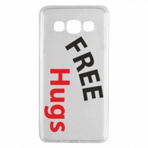 Etui na Samsung A3 2015 Free Hugs
